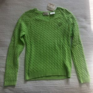 EP Pro Cable knit Sweater